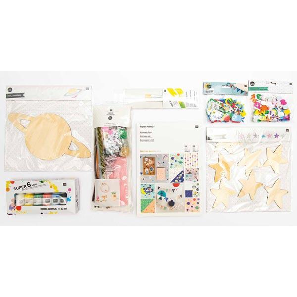 stayhome Set Kinderbasteln für Jungs | Rico Design