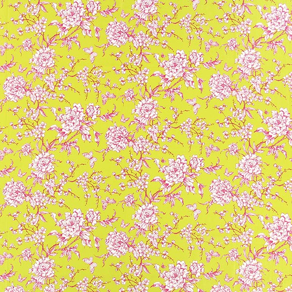 Beschichtete Baumwolle Kirschblüte 1 | Rico Design