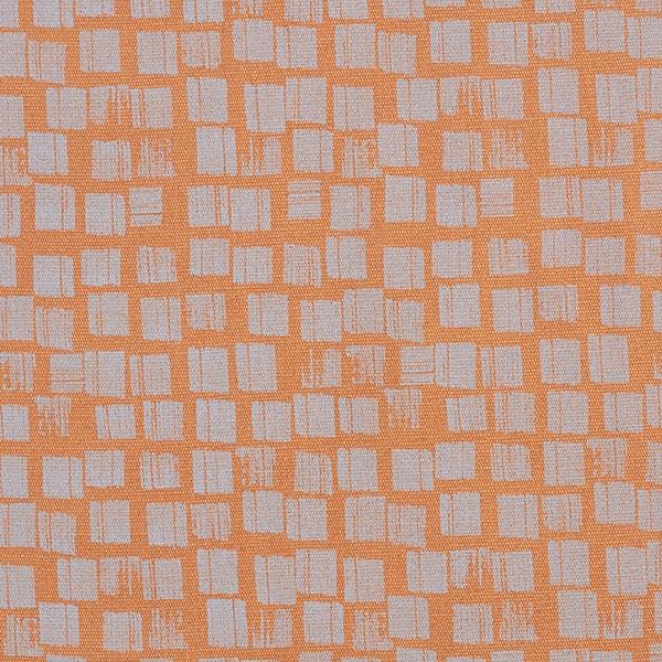 Tissu de décoration Canvas  Carreaux | Rico Design – marron