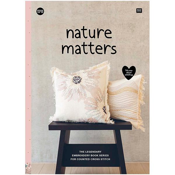 Stickbuch 170 Nature Matters | Rico Design