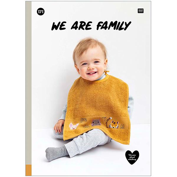 Stickbuch 171 We are Family | Rico Design