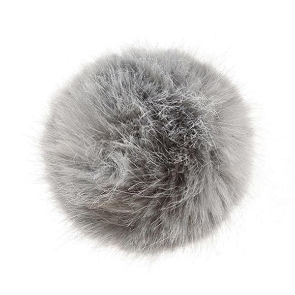 Pompon fausse fourrure, 10 cm | 3