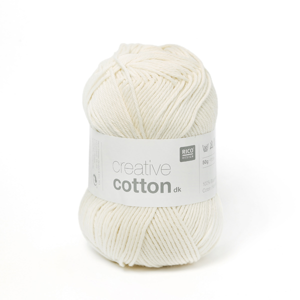 Creative Cotton dk   Rico Design, 50 g (002)