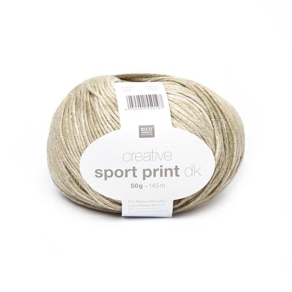 Creative Sport Print dk | Rico Design, 50 g (008)