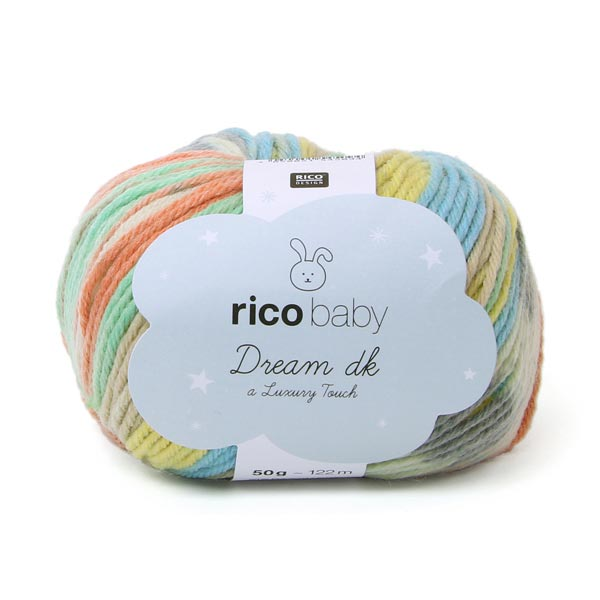 Dream dk Luxury Touch | Rico Baby, 50 g (004)