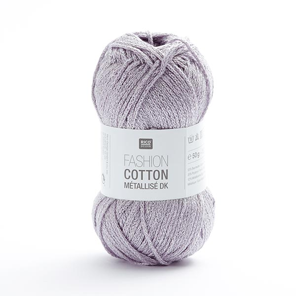 Fashion Cotton Metallisé | Rico Design, 50 g (009)