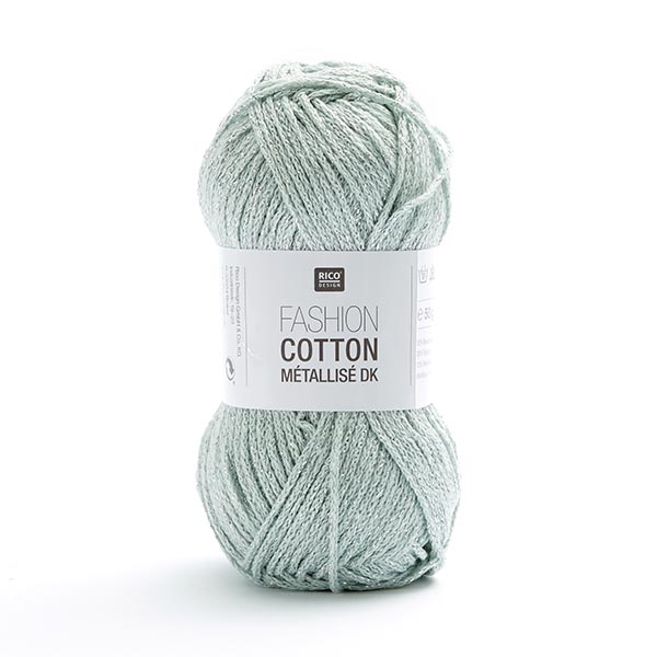 Fashion Cotton Metallisé | Rico Design, 50 g (010)