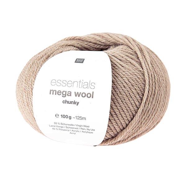 Essentials Mega Wool chunky   Rico Design – natur