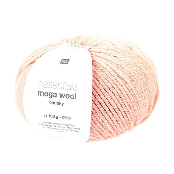 Essentials Mega Wool chunky | Rico Design – rosé