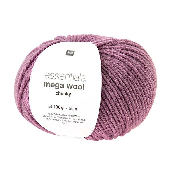Essentials Mega Wool chunky | Rico Design – mauve
