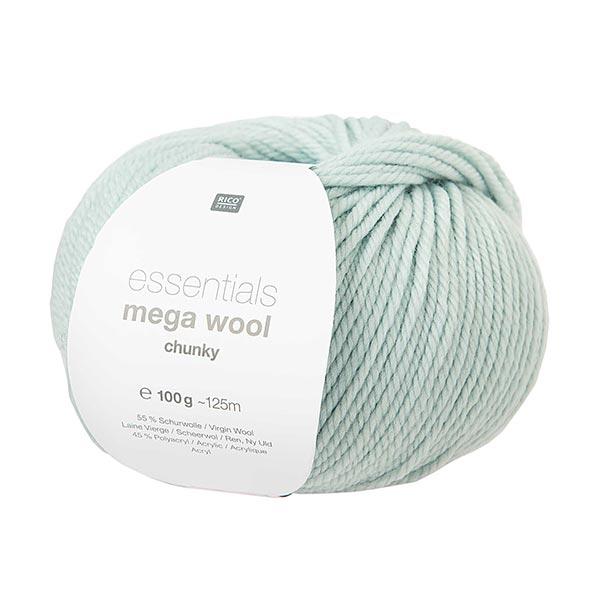 Essentials Mega Wool chunky | Rico Design – bleu aqua