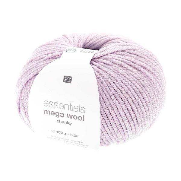 Essentials Mega Wool chunky   Rico Design – lavendel