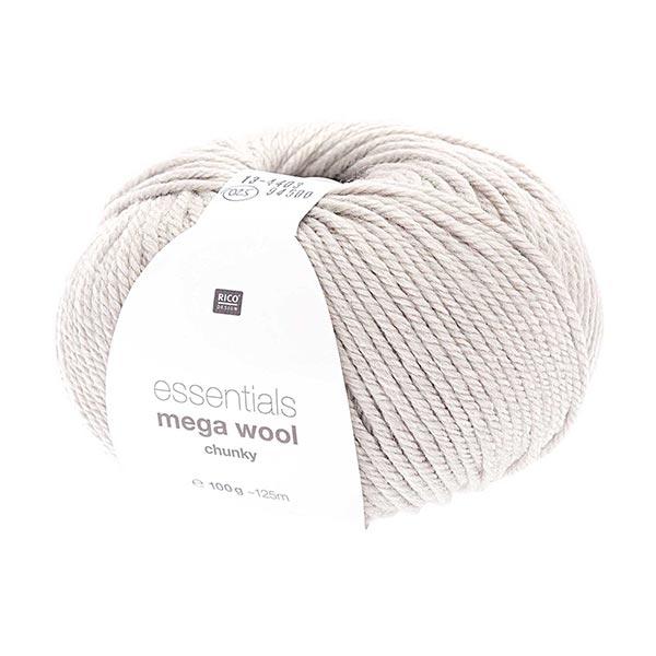 Essentials Mega Wool chunky | Rico Design – babyblau