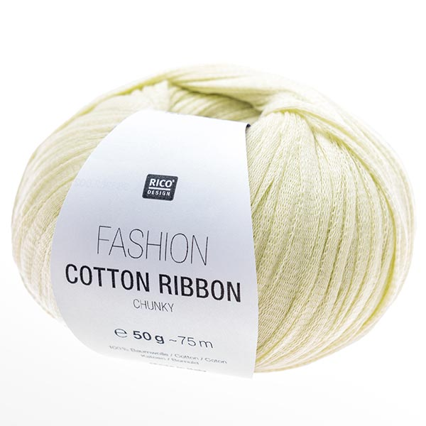 Fashion COTTON RIBBON | Rico Design, 50 g (002)