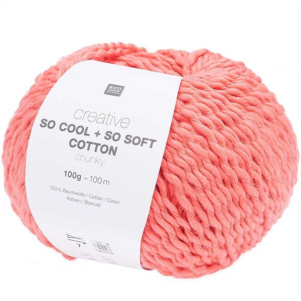 Creative So Cool + So Soft chunky, 100g   Rico Design (017)