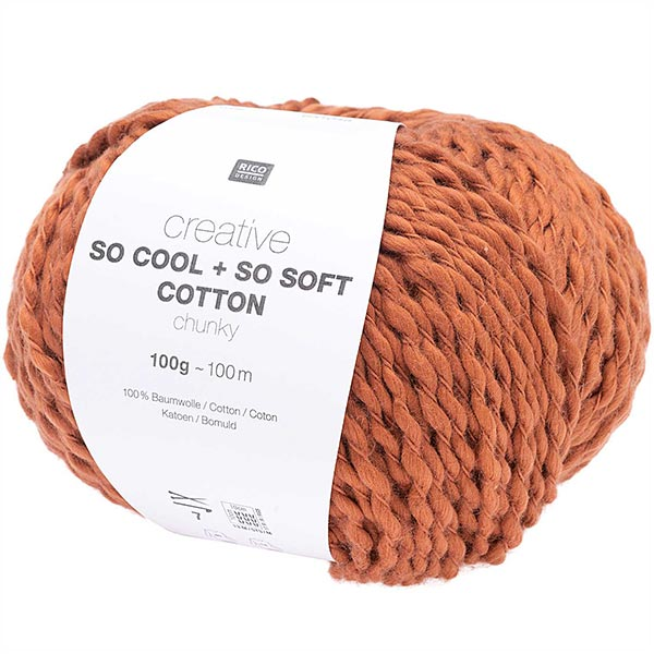 Creative So Cool + So Soft chunky, 100g | Rico Design (019)