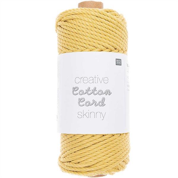 Fil macramé Creative Cotton Cord Skinny, 190 g | Rico Design (002)