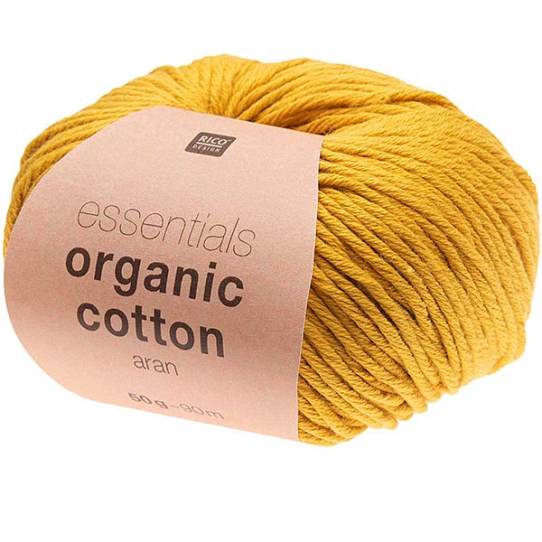 Essentials Organic Cotton aran, 50g | Rico Design (004)