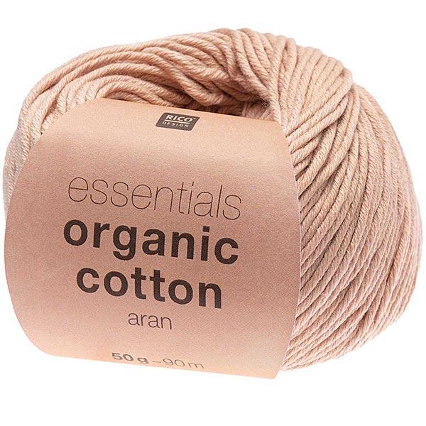 Essentials Organic Cotton aran, 50g | Rico Design (005)