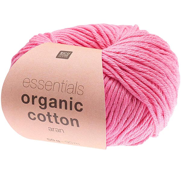 Essentials Organic Cotton aran, 50g | Rico Design (007)