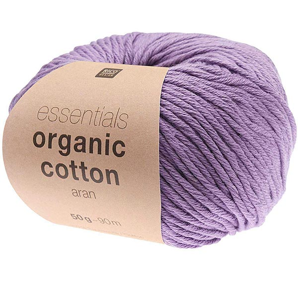 Essentials Organic Cotton aran, 50g | Rico Design (009)