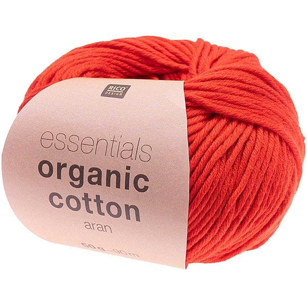 Essentials Organic Cotton aran, 50g | Rico Design (010)