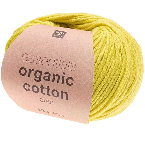 Essentials Organic Cotton aran, 50g | Rico Design (015)