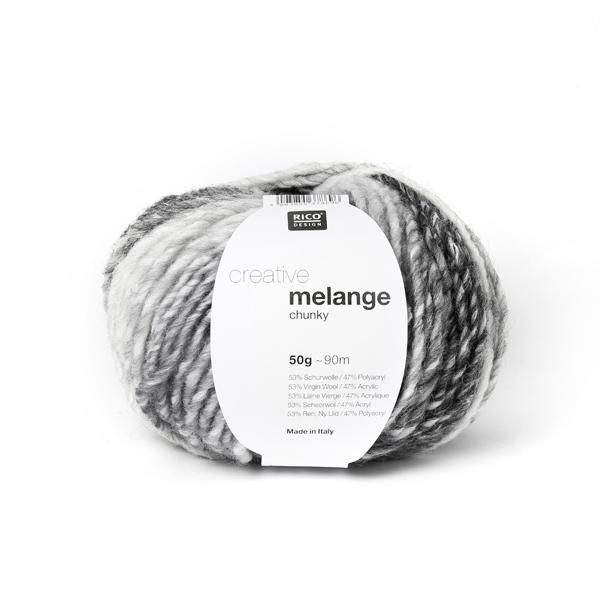 Creative Melange Chunky | Rico Design, 50 g (007)