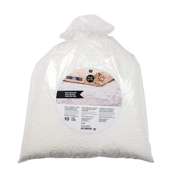 Billes PSE 10 litres | RICO DESIGN - blanc
