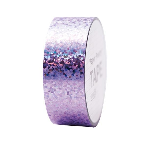 Holographic Washi Tape Punkte 7 | Rico Design - flieder