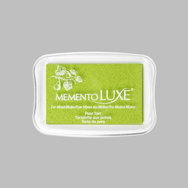 Tampon encreur textile Memento Luxe   Rico Design
