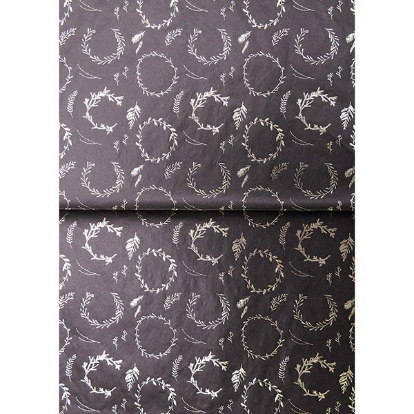 Paper Patch Kränze | Rico Design – schwarz