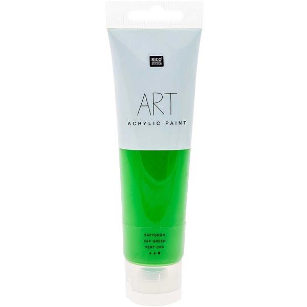 Peinture Art Acrylic [ 100 ml ]   Rico Design  - vert profond