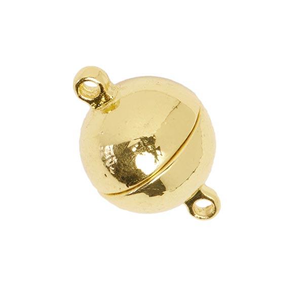 Fermeture magnétique avec œillet (12mm) 3 – or