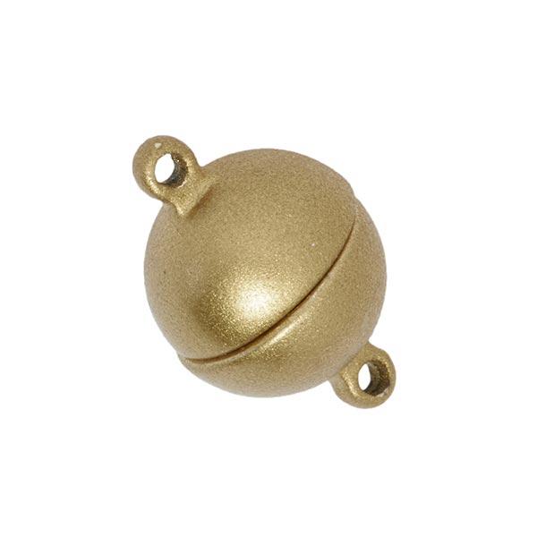 Fermeture magnétique avec œillet (12mm) 4 – or