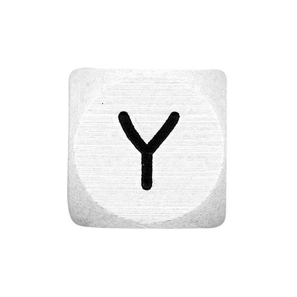 Holzbuchstaben Y – weiß | Rico Design