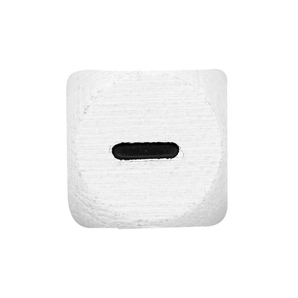 Holz Symbol – , weiß | Rico Design