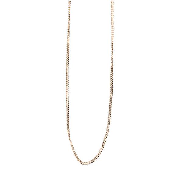 Chaîne à maillons [ 100 cm ]   Rico Design – or