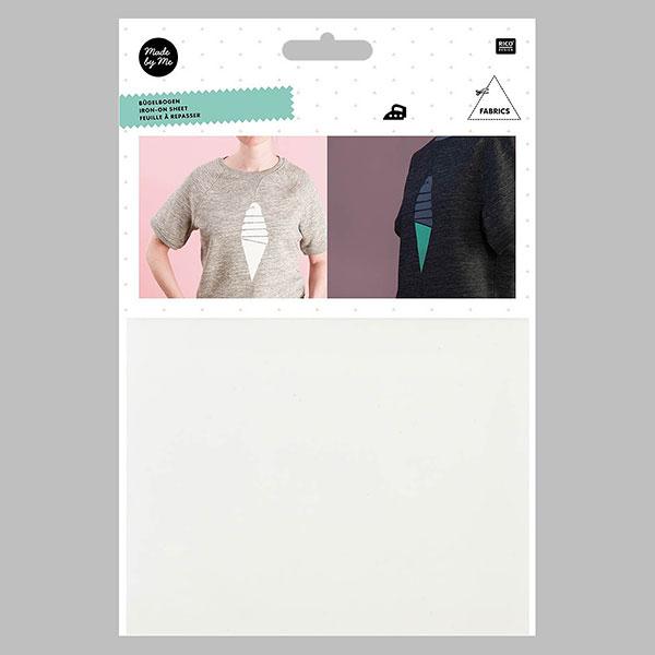 Pellicule à repasser A5 – blanc | Rico Design
