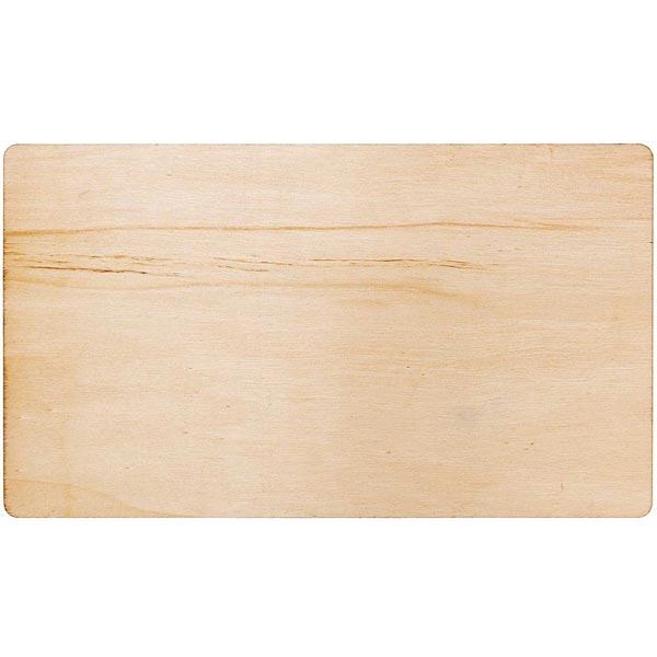 Planchettes en bois [ 15  x 25 cm ] | Rico Design – nature
