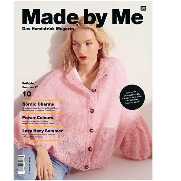 Magazin MADE BY ME HANDKNITTING NO.10 | Rico Design