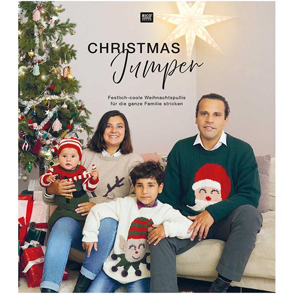 Magazin CHRISTMAS JUMPER  | Rico Design