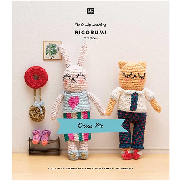 Magazin RICORUMI Dress me | Rico Design