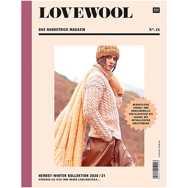 Magazin LOVEWOOL NO.11  | Rico Design