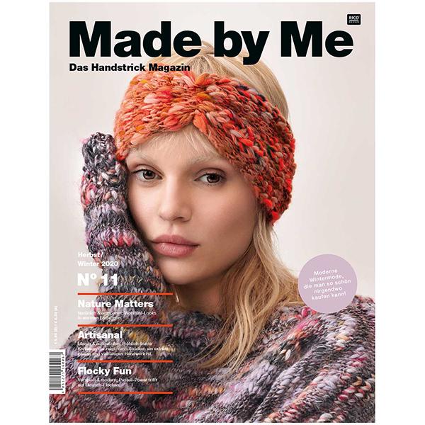 Magazin MADE BY ME HANDKNITTING NO.11 | Rico Design