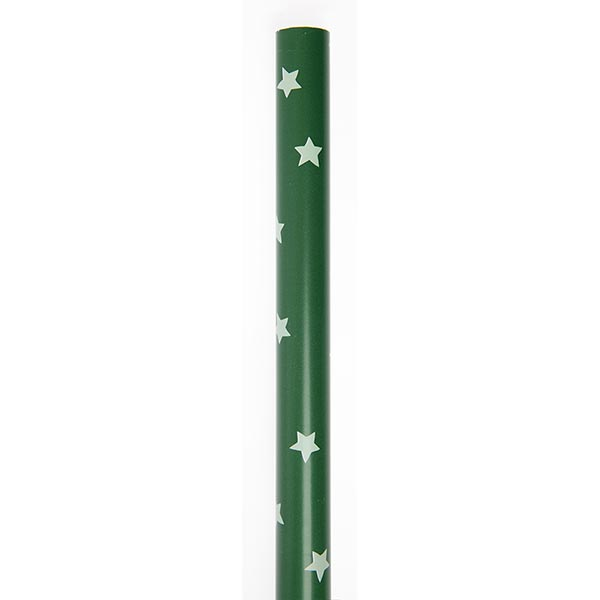 Geschenkpapier Sterne | Rico Design – grün