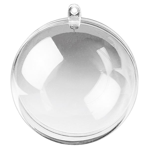 Boule en plastique [ 14 cm ]