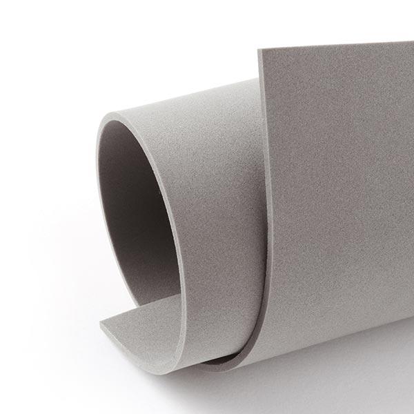 """Caoutchouc mousse """"Crea Soft"""" [20 x 30 cm] - gris"""