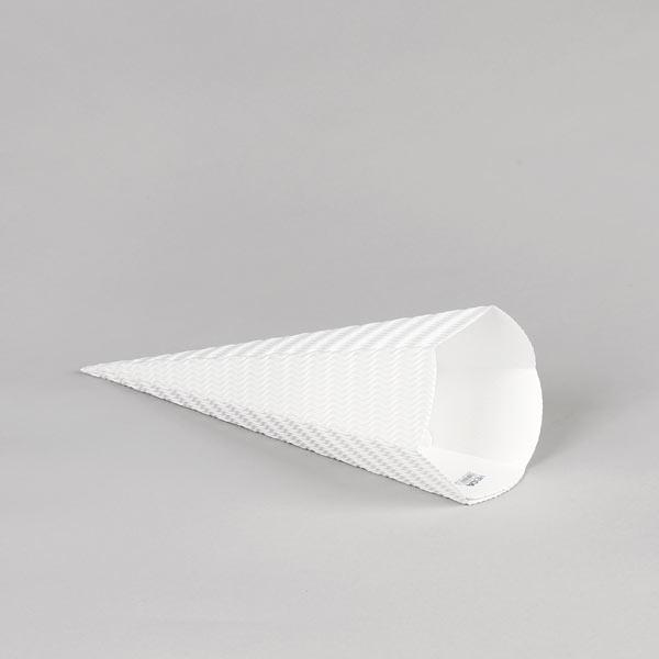 Pochette surprise carton ondulé 3D (41 cm)