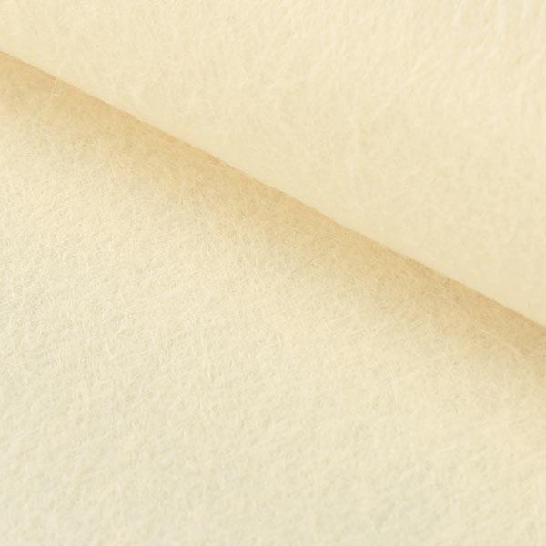 Filzplatte 1mm, 20 x 30 cm – creme